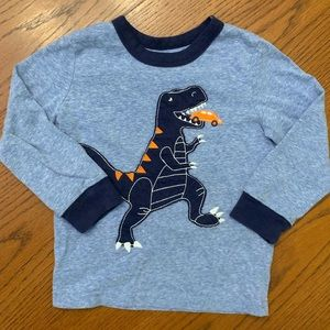Carters Dinosaur Tee size 3T